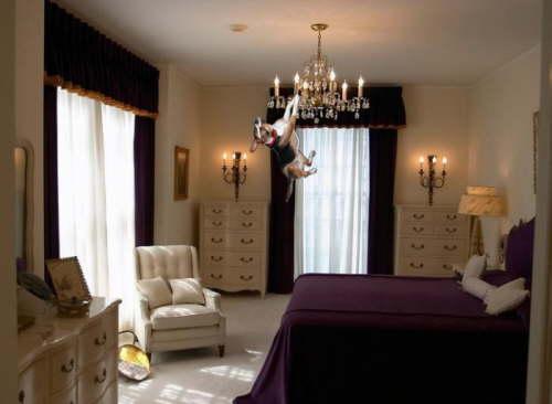 elvis bedroom